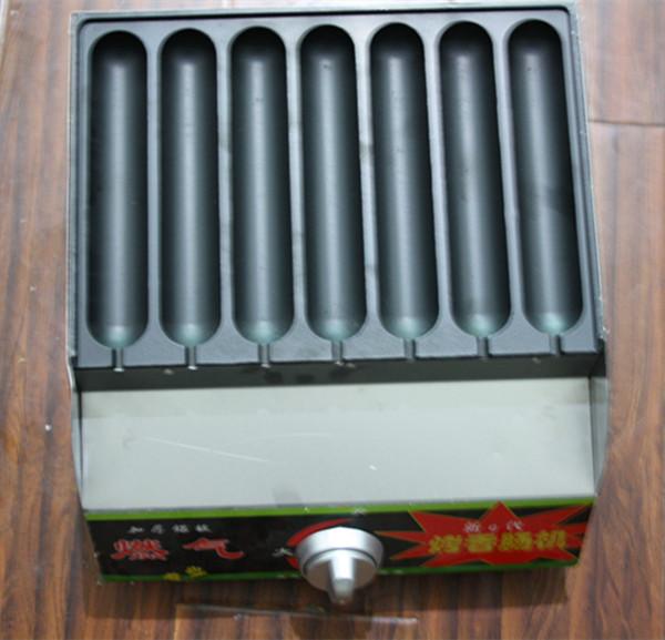 济南小型燃气烤肠机多少钱一台