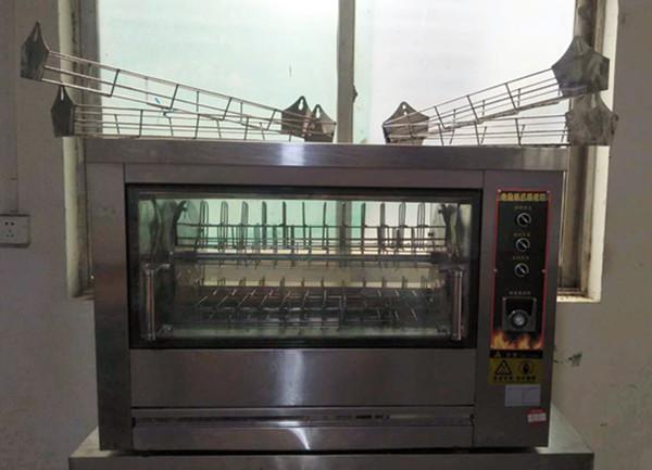 烤鸡架技术 烤鸡炉多少钱一台