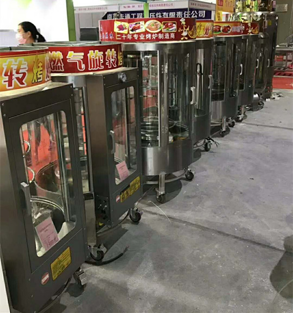 850型炭电烤鱼炉 湄公烤鱼炉