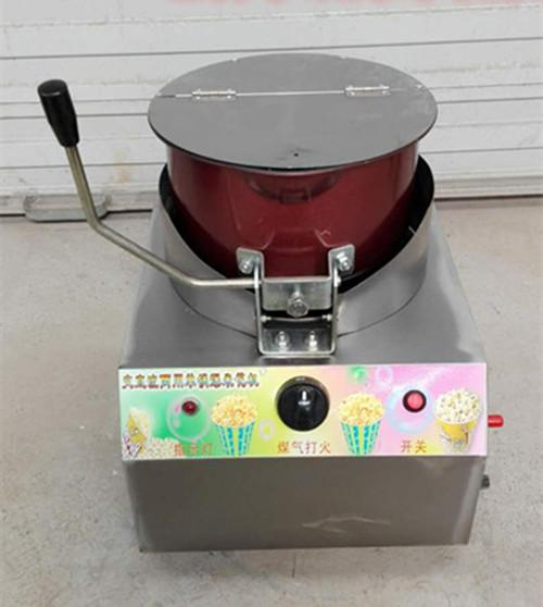电动单锅爆米花机 全自动爆米花机