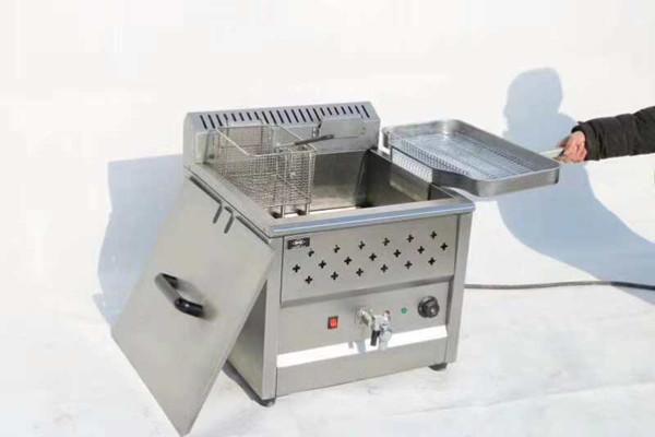 台式电油炸锅