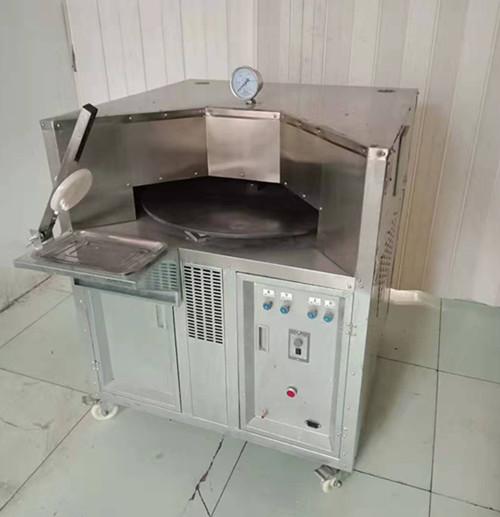 山东全自动转炉烧饼炉 卧式转炉烧饼机